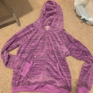 Juicy couture tracksuit top